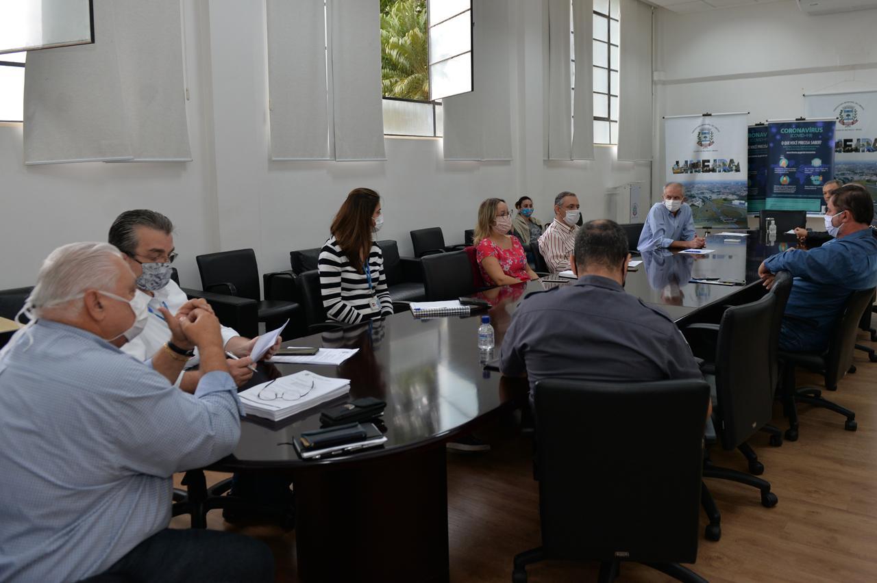 GGIM se reúne e fiscalização de festas será intensificada em Limeira