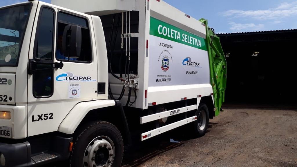 Materiais recicláveis coletados em Limeira crescem 50% durante pandemia