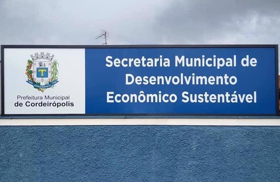 Secretaria de Desenvolvimento oferece atendimento via telefone
