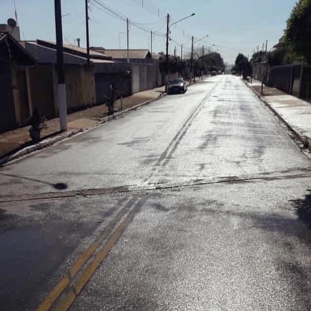 Prefeitura e empresas de Cordeirópolis realizam desinfecção geral em todo o município
