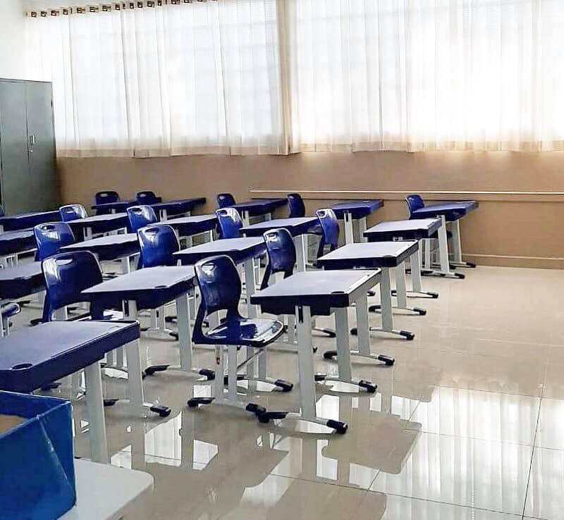 Educação adquire móveis novos para refeitórios e salas de aula das escolas - Portal Cordero Virtual