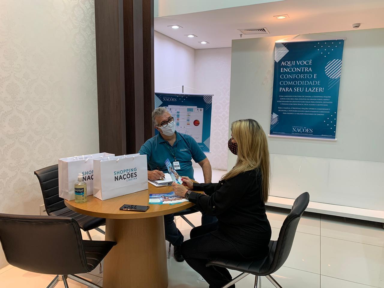 Shopping Nações em Limeira lança espaço voltado a investidores