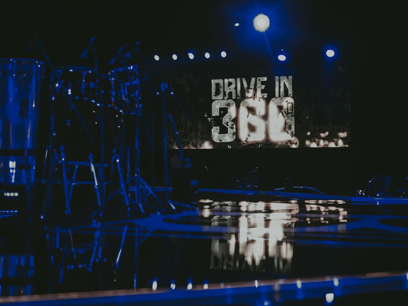 """Guilherme & Benuto gravam DVD em formato inédito """"Drive In 360"""""""