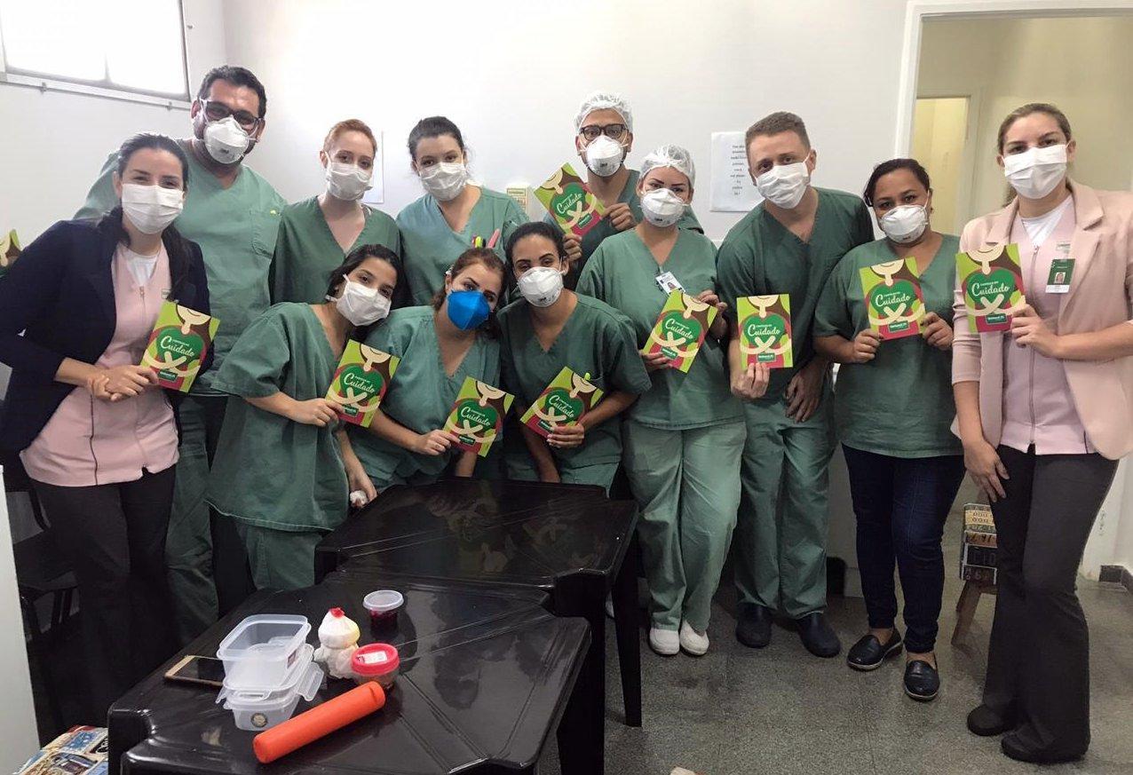 Cartilha ajuda profissionais nos desafios encarados na pandemia