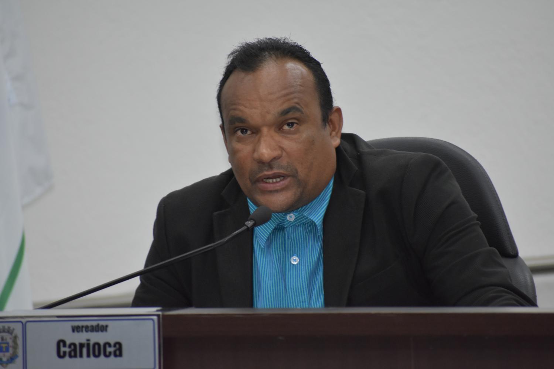 Despedida do Vereador Carioca acontece na Câmara Municipal com restrições