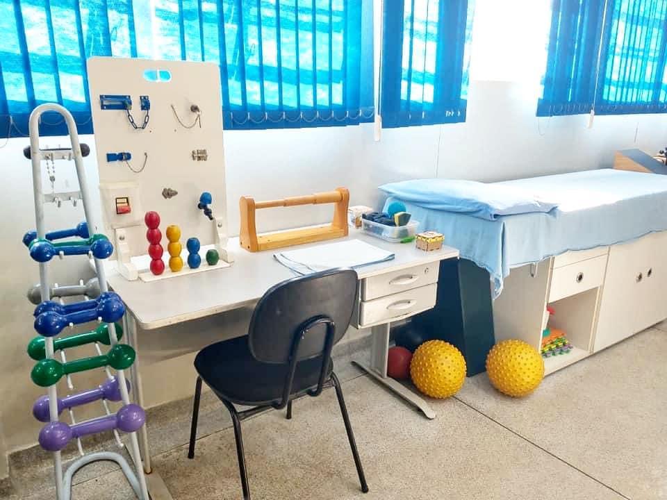 Você sabe de todas as melhorias que o Centro de fisioterapia recebeu?