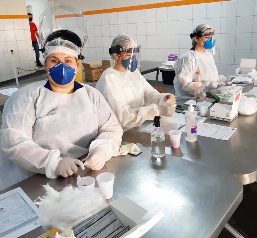 Com mil casos registrados e mais de 800 pessoas curadas, Cordeirópolis segue no combate a covid-19