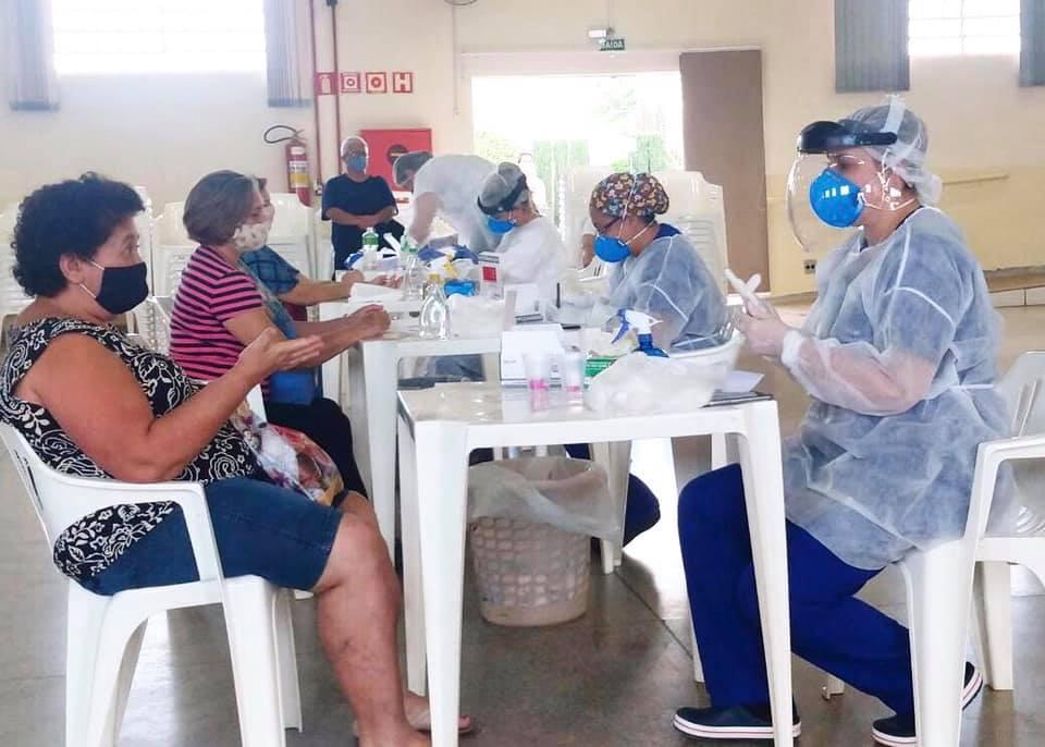 Cordeirópolis chega a 25,83% da população testada