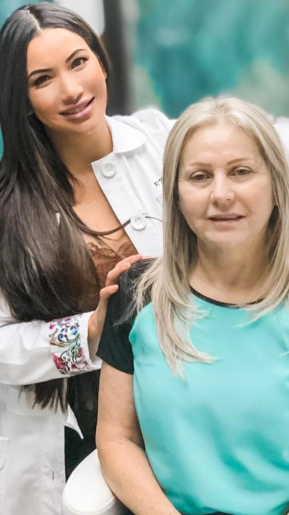 Gabi Castrovinci surge novamente após desaparecimento dos ringues