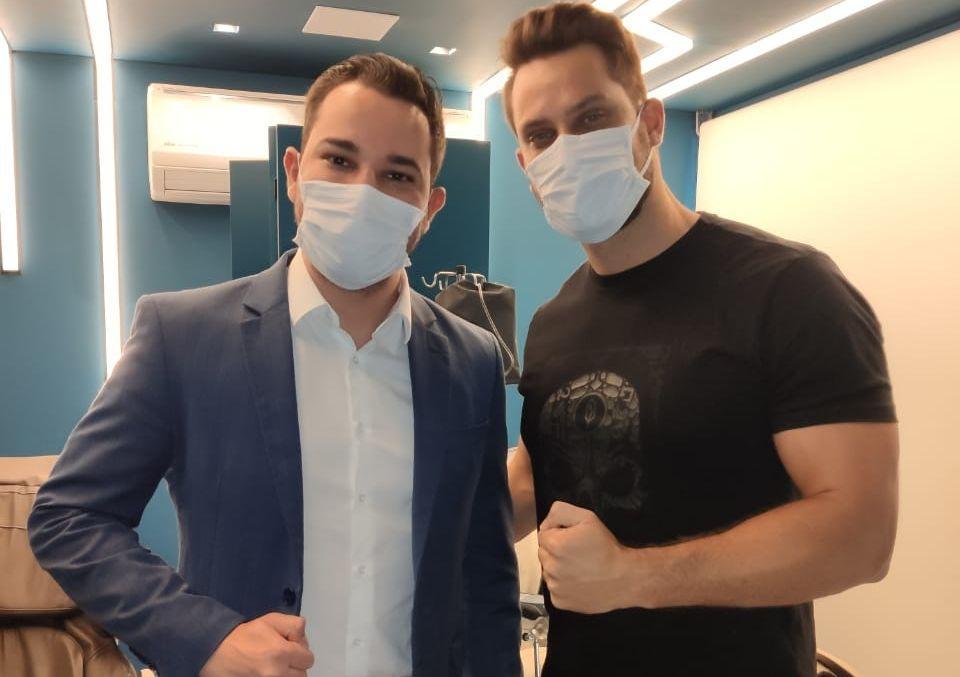 Dr.Rafael Angelim compartilha estilo de vida saudável com milhares de seguidores
