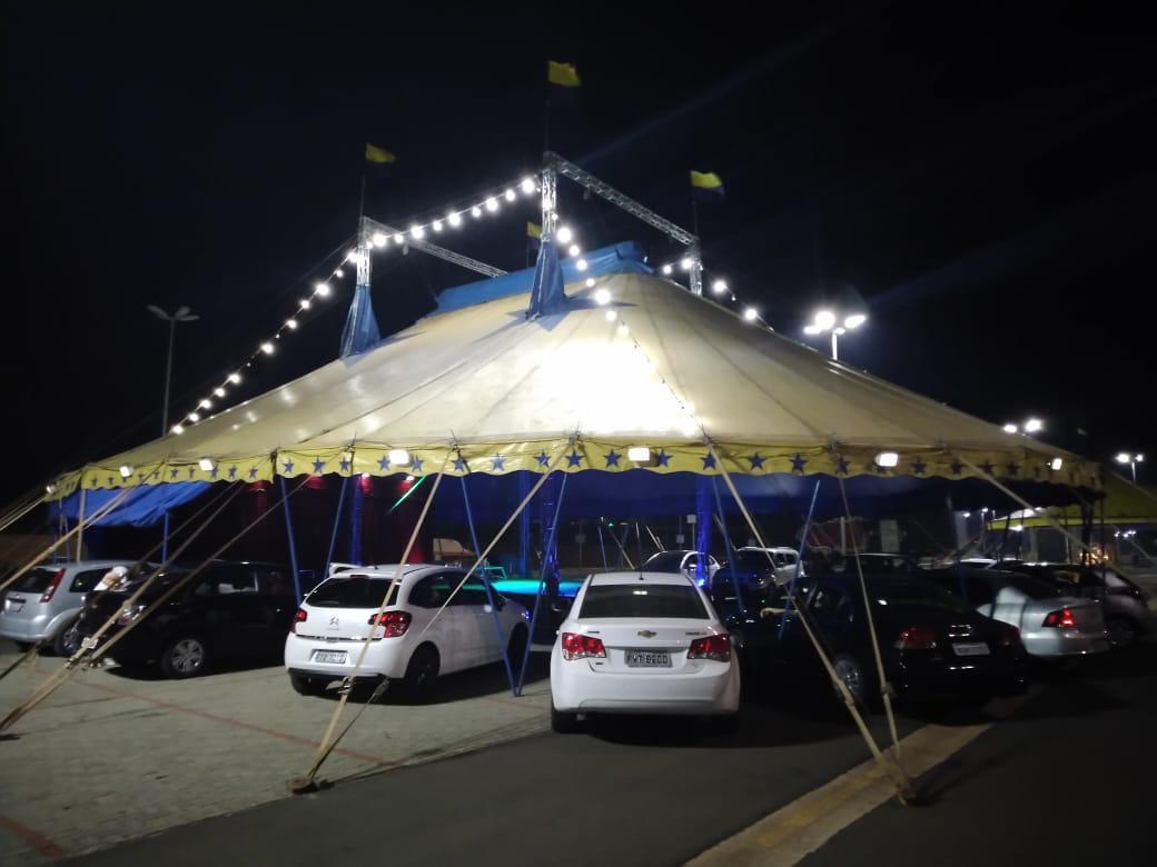 Circo Drive inicia segunda semana de espetáculos no Shopping Nações