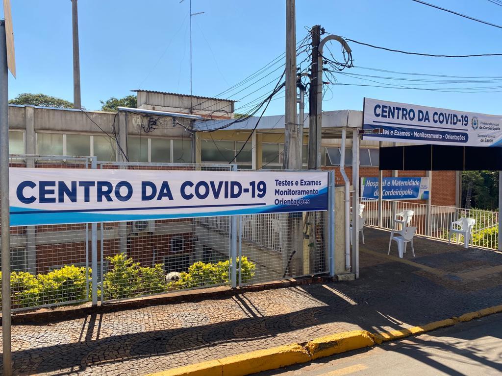Curva de Covid-19 em Cordeirópolis registra menor índice desde junho