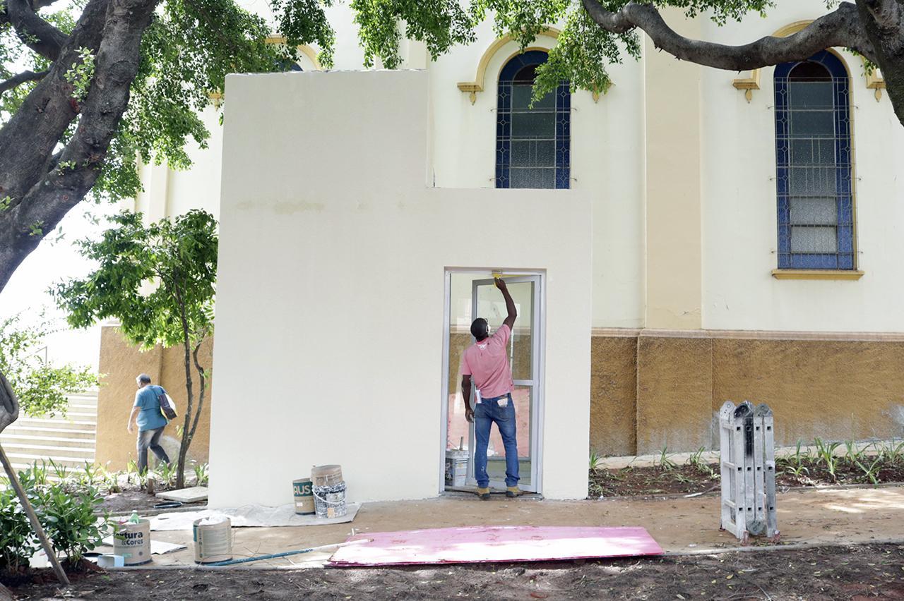 Prefeitura de Limeira revitaliza Largo São Sebastião