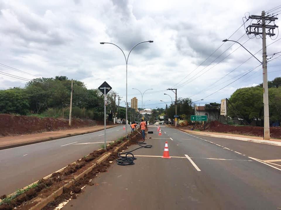 Rodovia SP 316, que liga Cordeirópolis a Cascalho, receberá iluminação de led