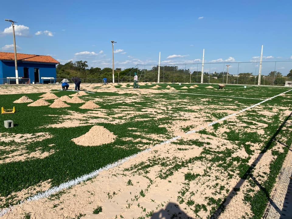 Jardim Eldorado em Cordeirópolis terá quadra de futebol society
