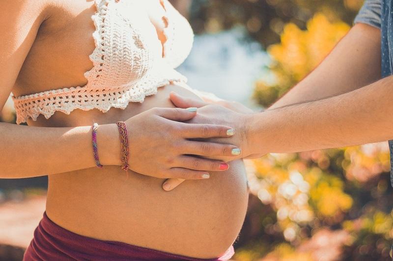 O normal da maternidade