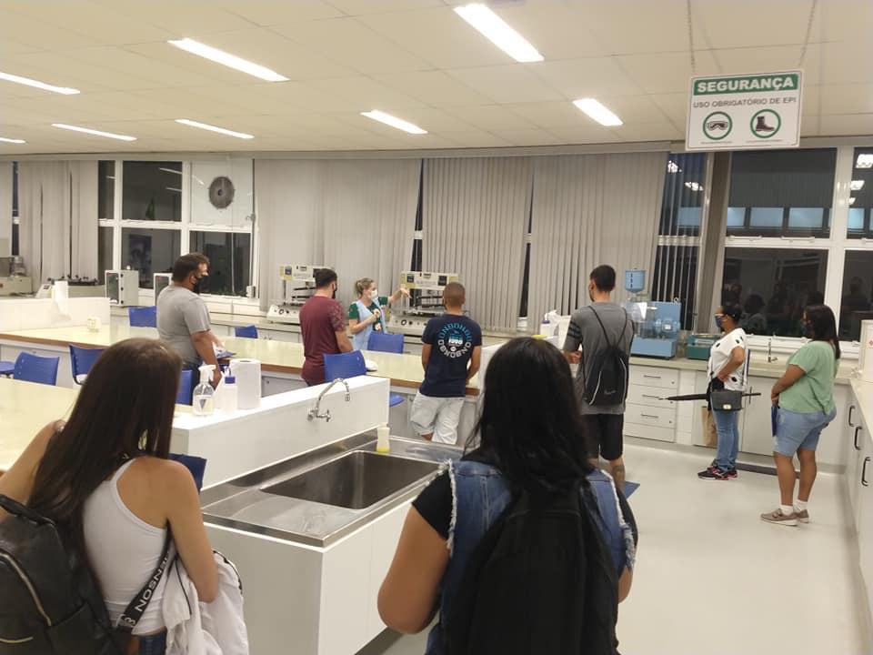 Alunos de Cordeirópolis iniciam curso técnico em cerâmica