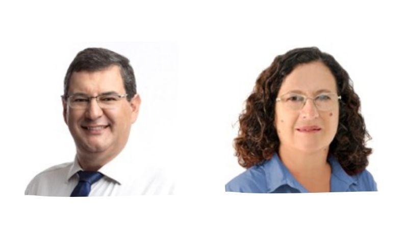 Adinan e Fátima serão empossados neste dia 1º na Câmara Municipal de Cordeirópolis