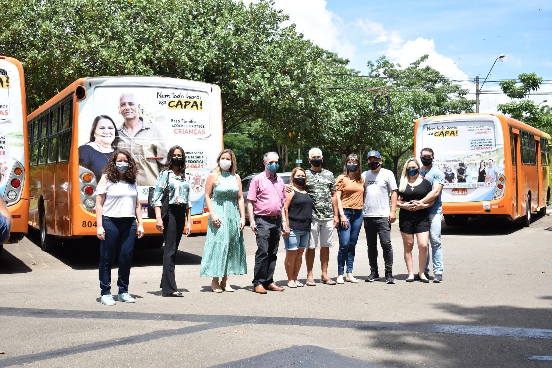 Nem todo herói usa capa é tema de campanha do Família Acolhedora em Piracicaba