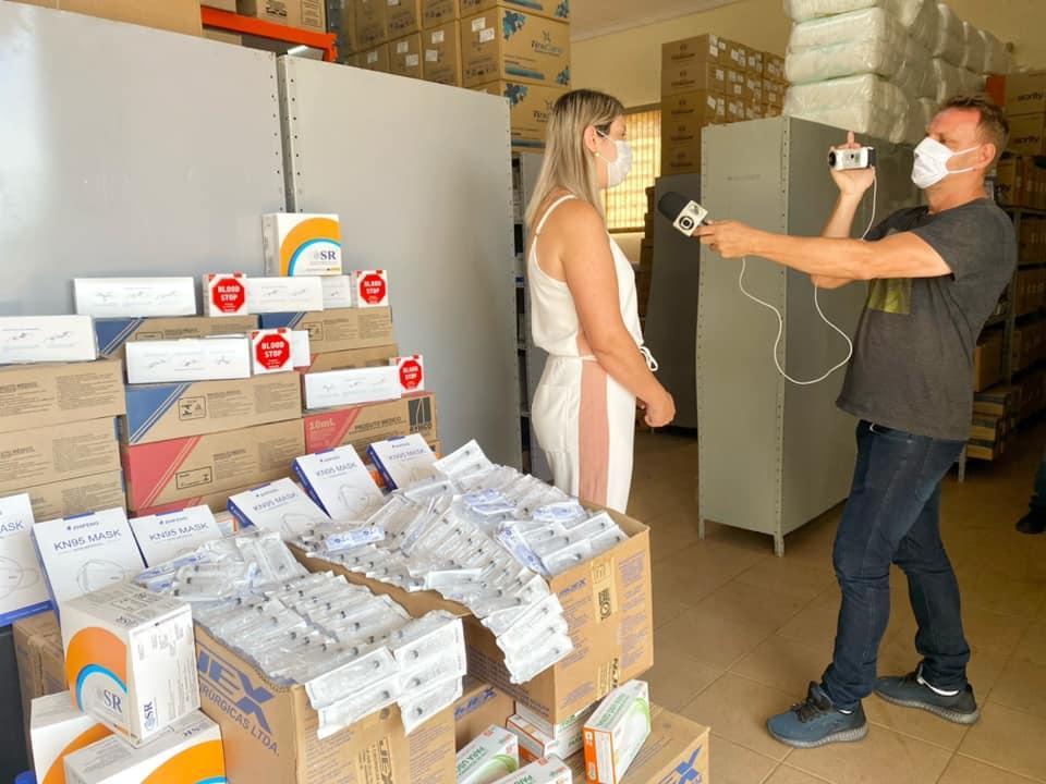 Saúde de Cordeirópolis será destaque no Jornal da EPTV 1ª edição