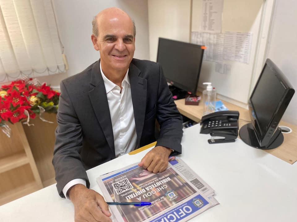 Conheça o Secretário de Obras e Planejamento de Cordeirópolis: Marcelo José Coghi