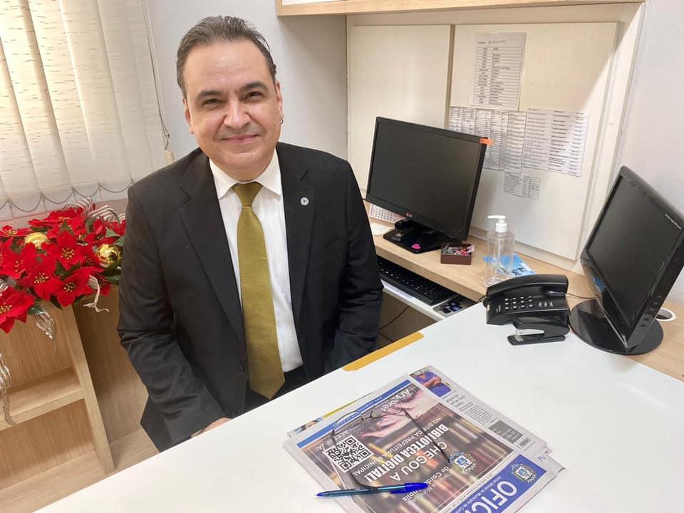 Conheça o Procurador Geral do Município de Cordeirópolis: Marco Antonio Magalhães dos Santos