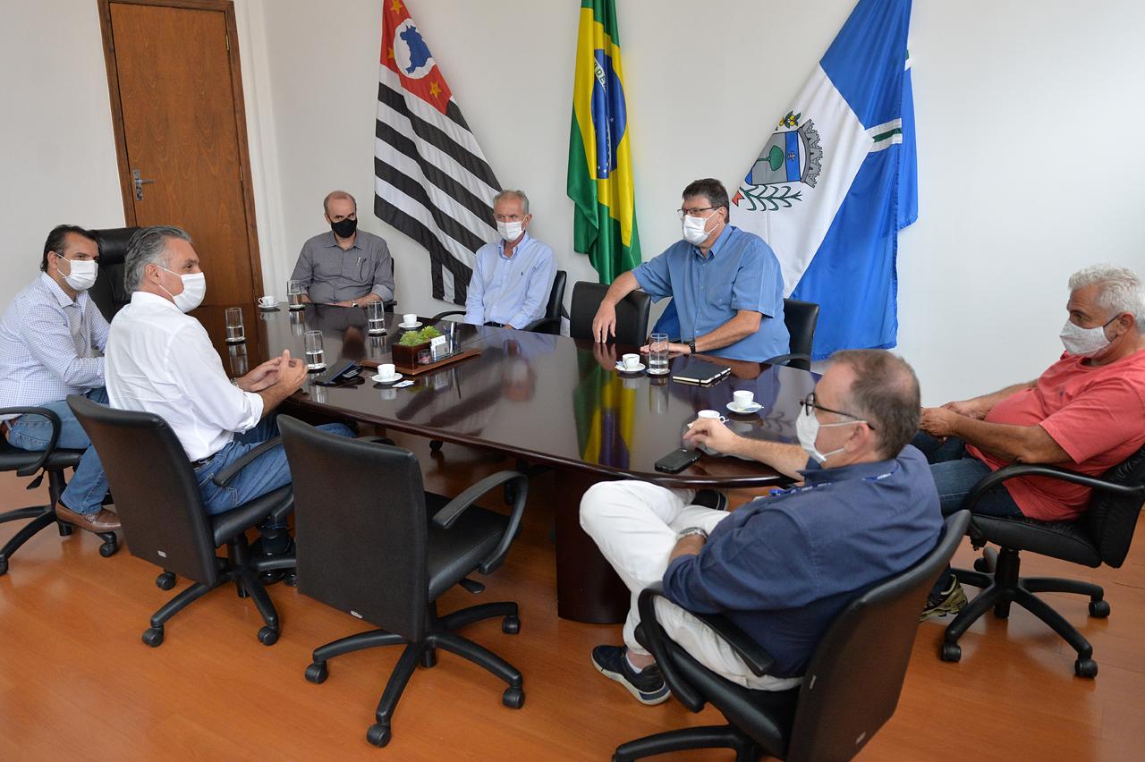 Em encontro com prefeito de Limeira, Sebrae anuncia reforço de serviços ao município