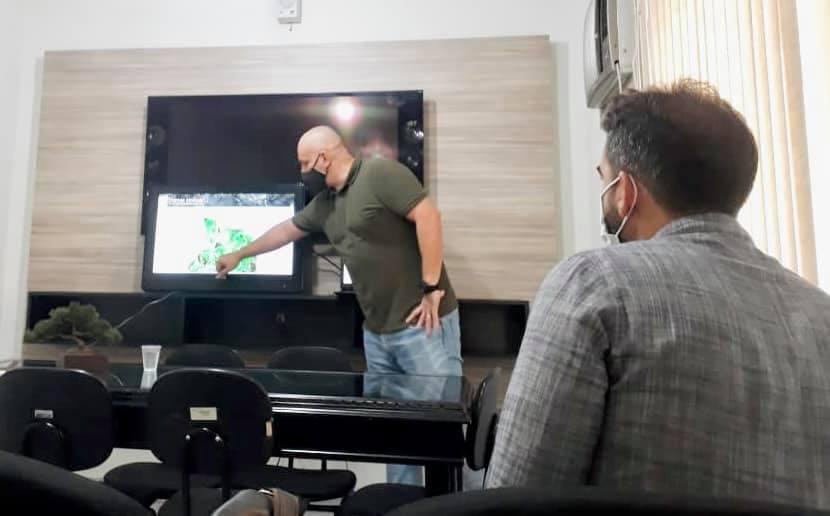 Prefeitura e empresas de Cordeirópolis se reúnem para recuperação de represas