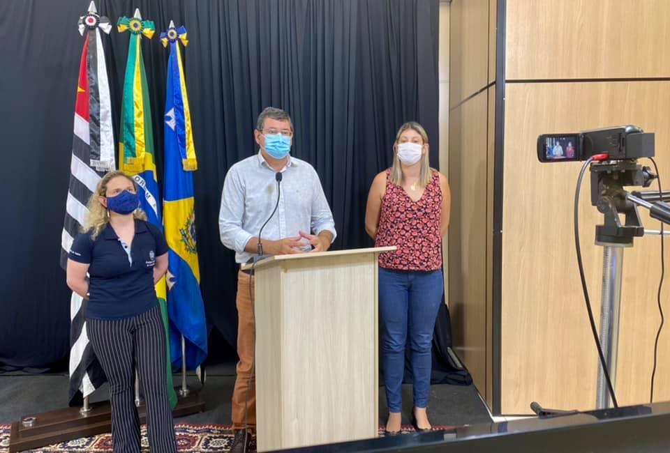 Prefeitura divulga detalhes sobre a vacinação da Covid-19 em Cordeirópolis