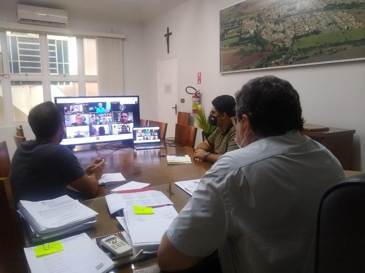 Prefeito de Cordeirópolis é eleito vice-presidente de Integração Regional do Consórcio PCJ