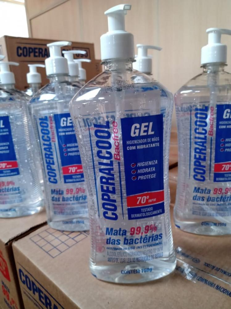 Empresas de Cordeirópolis auxiliam no combate ao coronavírus na cidade
