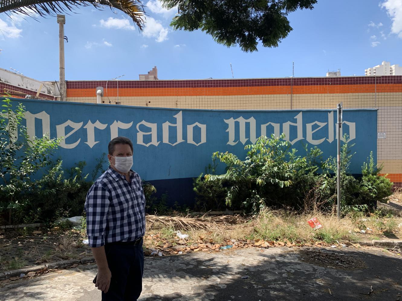 Incêndio no Mercadão em Limeira completa 10 meses e Dr. Júlio pede agilidade na reconstrução