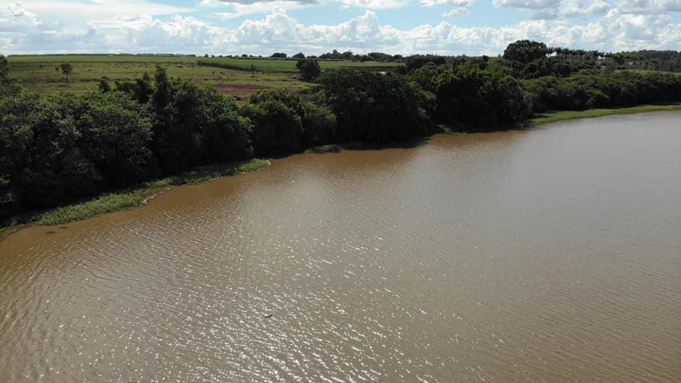 Prefeitura de Cordeirópolis realiza limpeza nas represas do Barro Preto