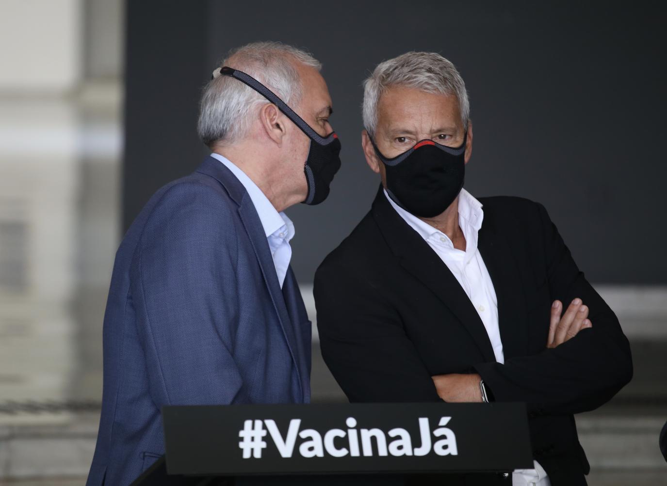 SP antecipa para esta sexta a vacinação de idosos entre 72 e 74 anos