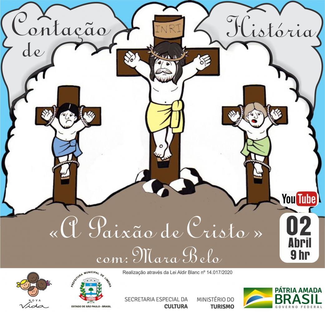 """Núcleo Nova Vida apresenta """"A Paixão de Cristo"""" em seu canal do Youtube"""