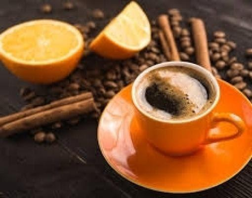 Receita de Pavê de café e laranja