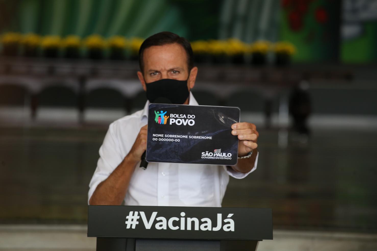 Governo de SP faz parceria com WhatsApp para pré-cadastro de vacinação