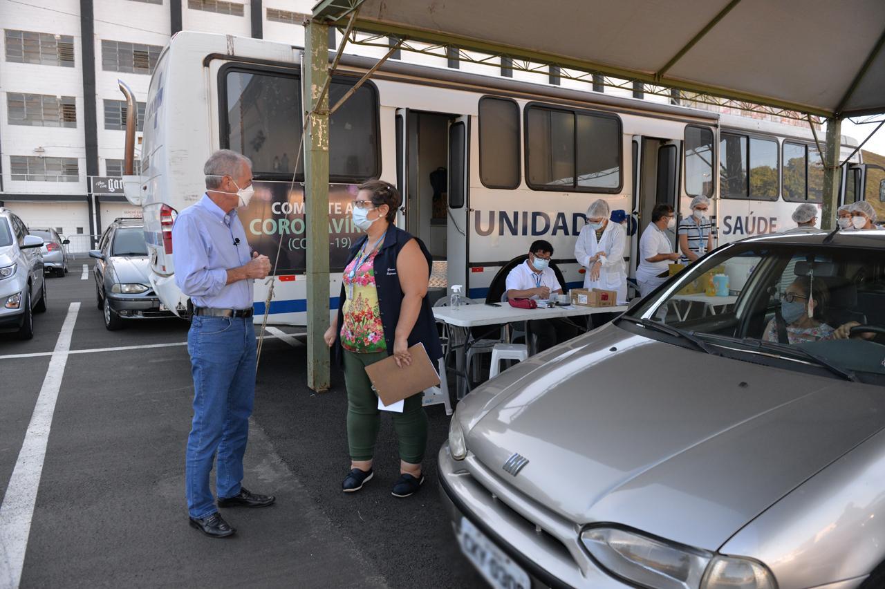 Novos leitos estão funcionando na URC em Limeira