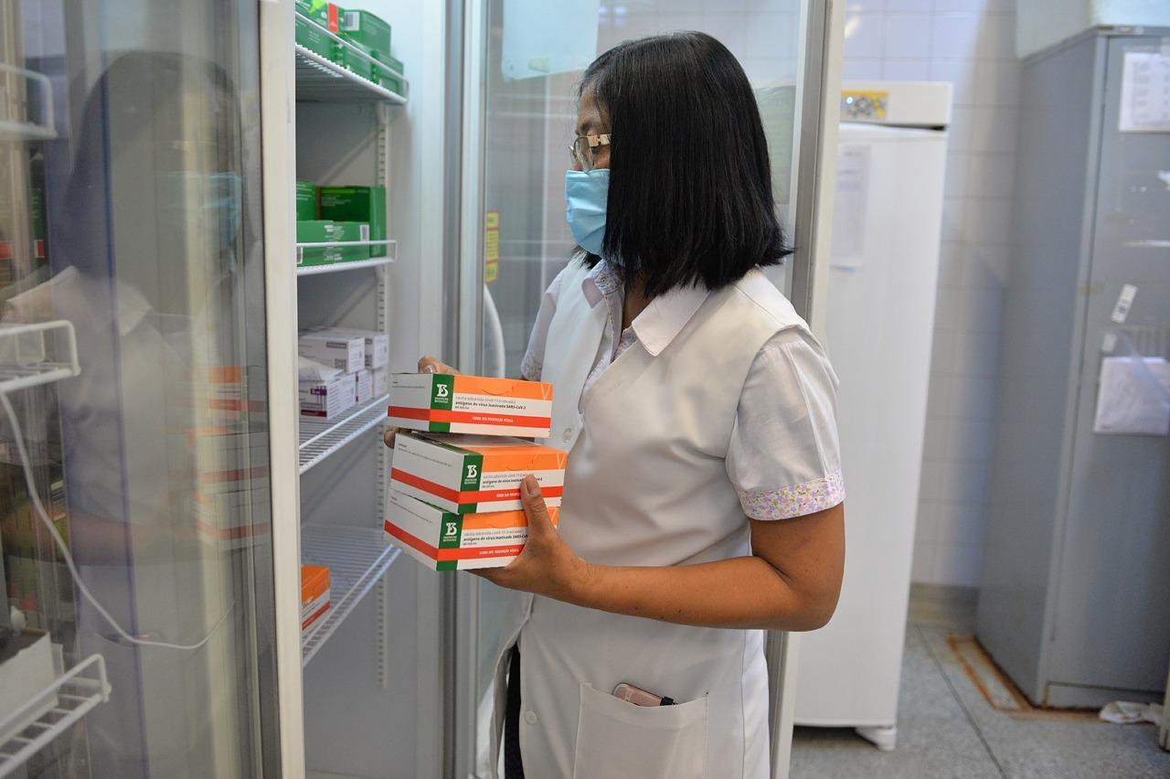 Limeira recebe mais 6.780 doses para dar prosseguimento na imunização
