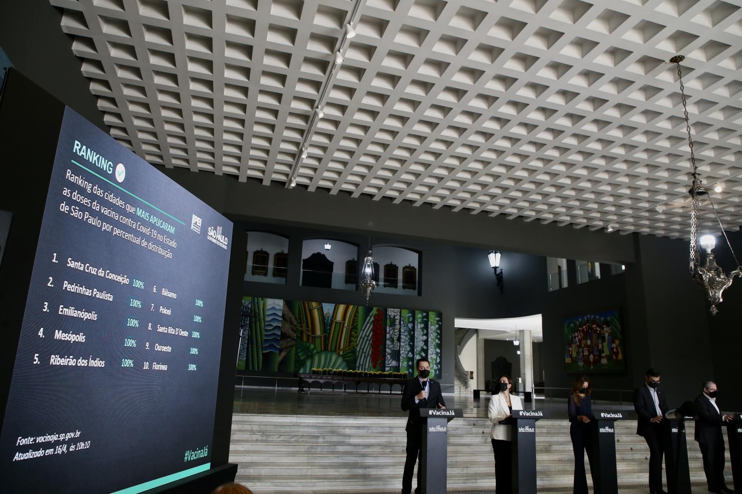 SP entra na fase de transição para retomada gradativa da economia