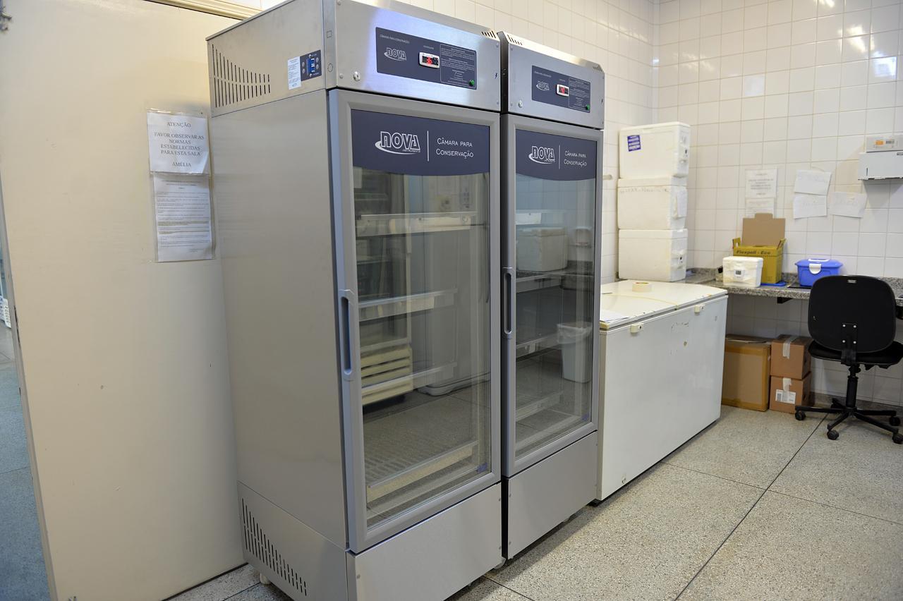 Novas geladeiras ampliam capacidade de armazenamento de vacinas em Limeira