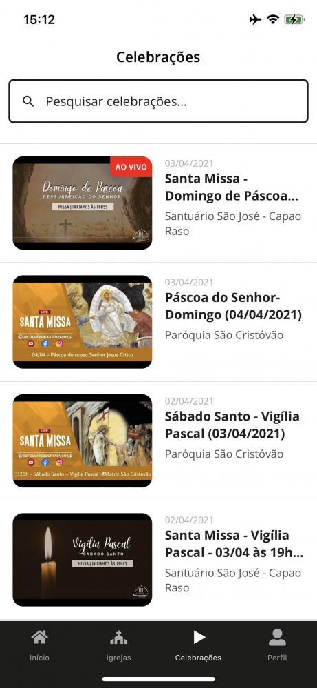 Onipresente: aplicativo conecta usuários a igrejas online