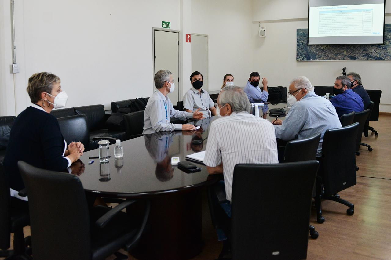 Plano de Contingência de Estiagem é apresentado à Prefeitura de Limeira