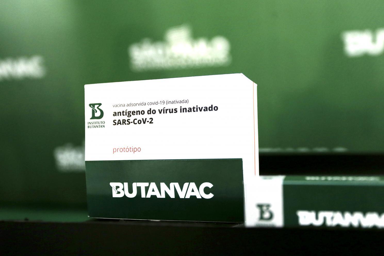 Governo de SP antecipa entrega de 600 mil doses da vacina contra o coronavírus ao Brasil