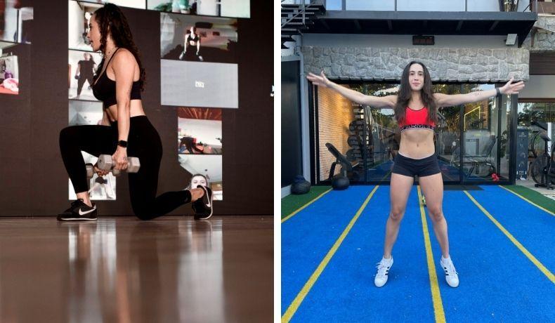 Overtraining: Personal trainer Rapha Brazilian vem ganhando a confiança das celebs e revela perigos de treino em excesso