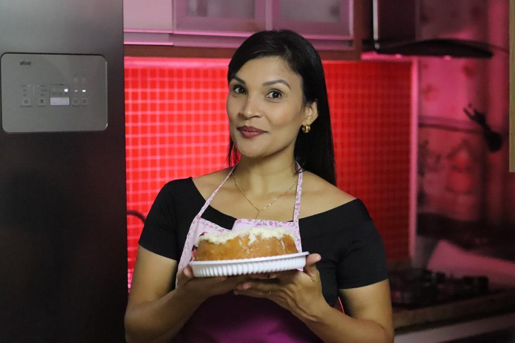 Empreendedora de Sumaré ganha destaque nas redes sociais elaborando deliciosos pratos