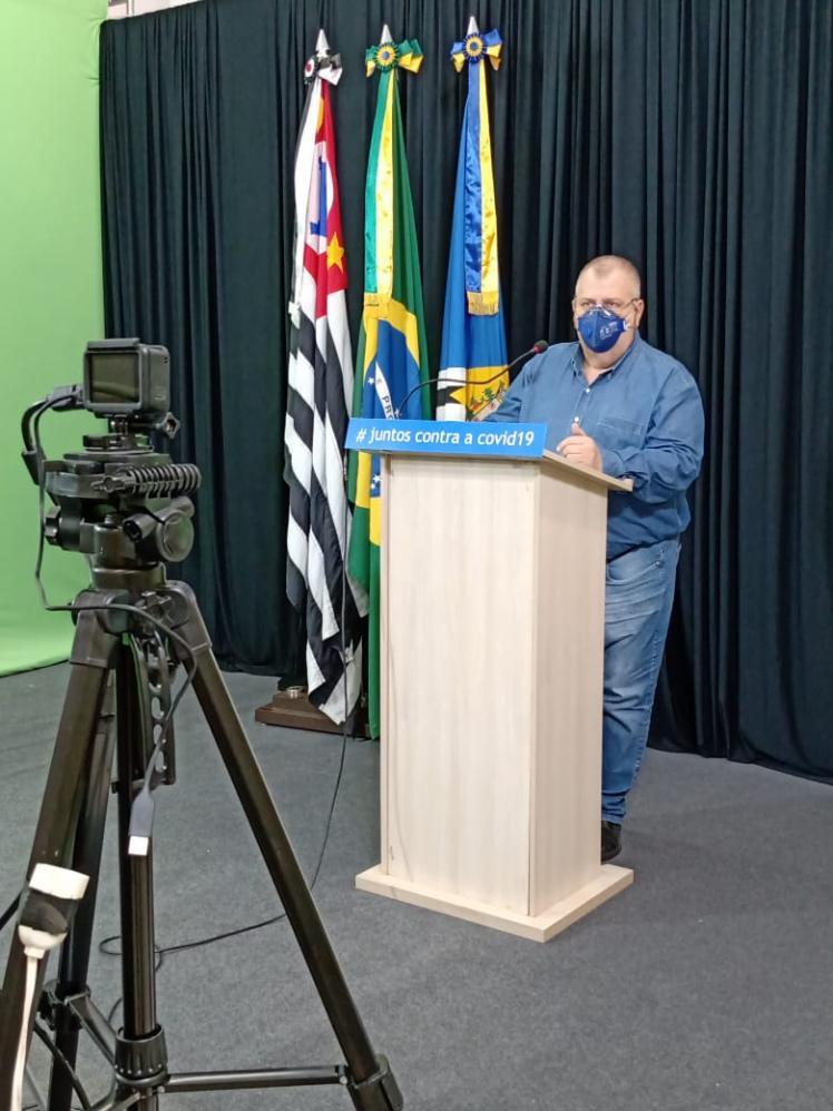 Prefeitura de Cordeirópolis realiza live com novas atualizações do município