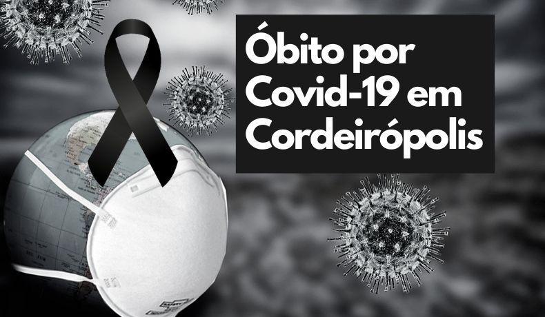 Cordeirópolis registra o 52º óbito por Covid-19