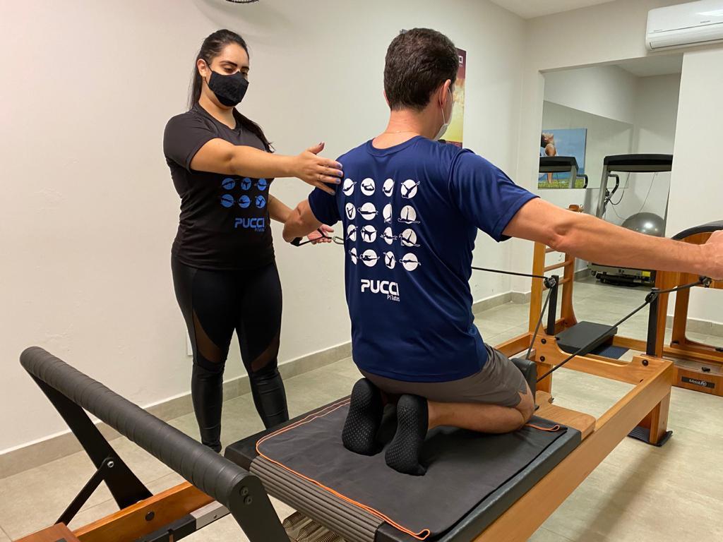 Método Pilates atua na recuperação pós Covid 19