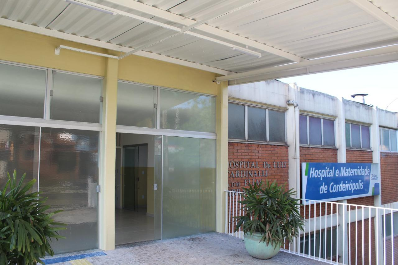 Hospital Municipal de Cordeirópolis atenderá somente pacientes de covid a partir da próxima semana
